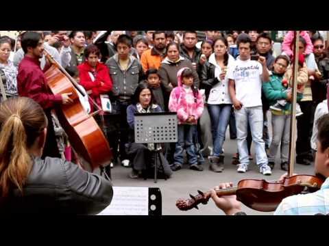 FlashMob Orquesta Filarmónica de Toluca Bolero de Ravel
