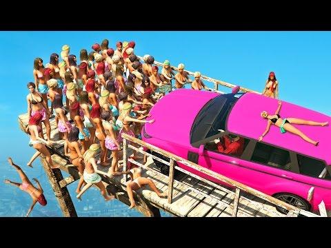 GTA 5 FAILS & WINS 48 BEST GTA V Funny Moments Compilation