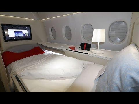 Xxx Mp4 Air France La Premiere First Class Paris To Tokyo Flight Experience 3gp Sex