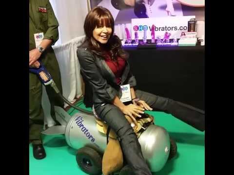 Xxx Mp4 Dr Ava Riding The Bombshell At Sexual Health Expo 3gp Sex