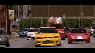 Fast & Furious (2001) - Toyota Supra build scene |