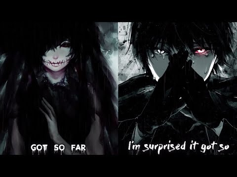 Nightcore In The End Cover Switching Vocals Lyrics「Linkin Park」