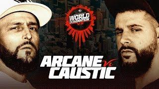 KOTD - Arcane vs Caustic | #WD7