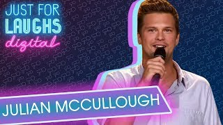 Julian McCullough - Why Does My Appendix Burst