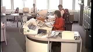 Daily Mirror Oldham Printing Plant 1989