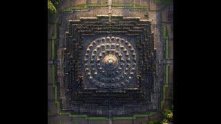 Borobudur & Prana Violet Healing wand