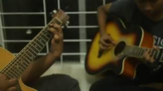 Black-Ekhono (Acoustic cover) by Shaan Rahatul & Fahim Khan