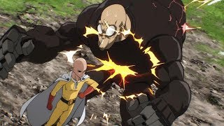 Sonic Vs Paradisers :Hammerhead Vs Saitama : One Punch Man ENGLISH DUBBED