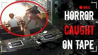 5 Shocking & Horrifying Restaurant Moments CAUGHT ON VIDEO | Disturbing CCTV Camera Footage
