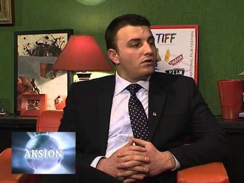 EMISIONI AKSION - Almer TOSKA (Anduel Xhindi, djali i deputetit Fatmir Xhindi)