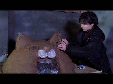 (面包窑)a bread kiln to bake a crisp and sweet bread Liziqi