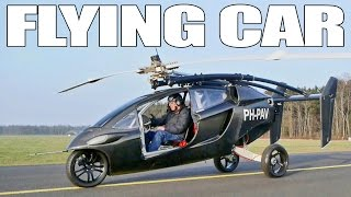► Flying Car - Pal-V One