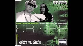Mikri Maus & Bvana - CRNO vs BELO (Dr. Dre - The Next Episode Instrumental)