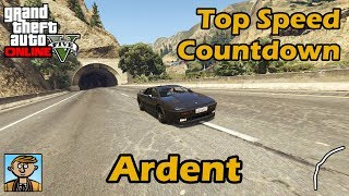 Fastest Sports Classics (Ardent) - GTA 5 Best Fully Upgraded Cars Top Speed Countdown