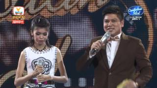Cambodian Idol   Live show   Week 05   សុវត្ថិឌី ធារីកា   ស្មានតែស្រស់ហើយហ្នឹង