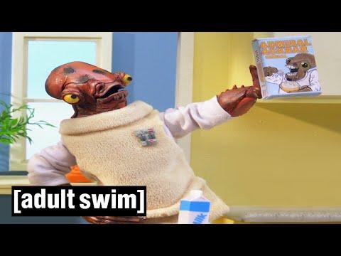 Best Of Admiral Ackbar Robot Chicken Star Wars Adult Swim