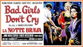 Bad Girls Don't Cry (1959) VHS Trailer - B&W / 1:25 mins