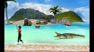 Crocodile Attack 2017 / Crocodile Simulation Games / Android Gameplay Video