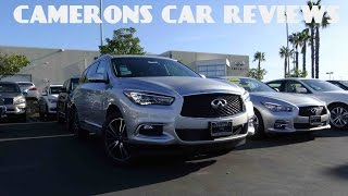 2016 Infiniti QX60 3.5 L V6 Review | Camerons Car Reviews