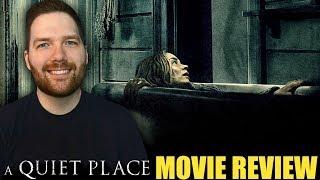 A Quiet Place - Movie Review