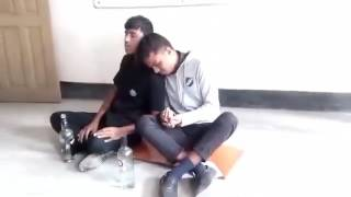 Funny video Nasha khor