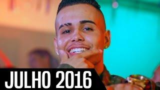 Top 10 - Musicas de Funk Mais Tocadas - Julho 2016 | HD