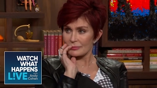 Sharon Osbourne Burns Kanye West | WWHL