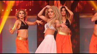 Ximena Hoyos se convirtió en Shakira con este playback