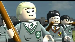 Lego Harry Potter : Years 1 - 4 - Movie (All Cutscenes)