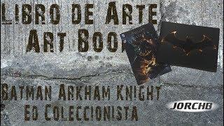 Batman Arkham Knight | Libro de Arte - Art Book