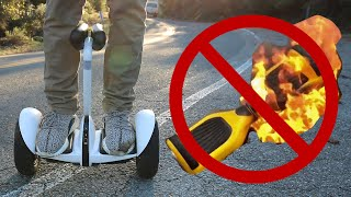 A Hoverboard That Won't Explode
