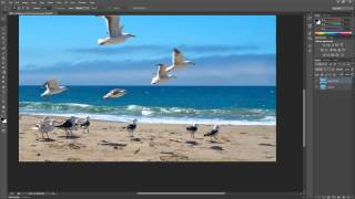 Removing Objects from Images with Photoshop CS6