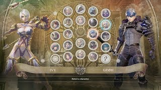 Soulcalibur VI - All Characters [1080p 60FPS HD]