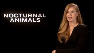 Amy Adams has a story about naked women on the set of Nocturnal Animals