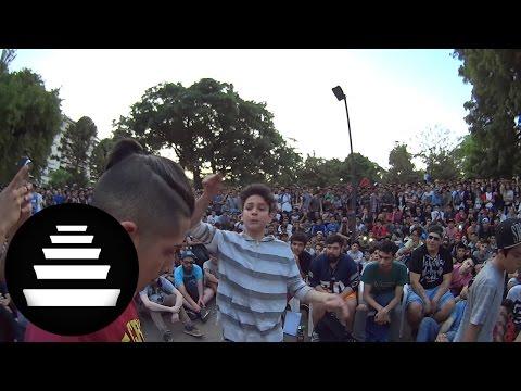REPLIK vs LUCHITO vs TAIL vs PRISMA 8vos Fecha 8 Torneo 2016 El Quinto Escalon