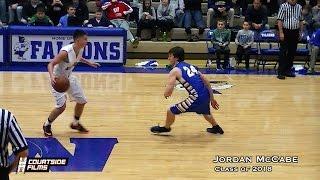 Freshman Jordan McCabe Has Varsity Defenders on Skates! Best Handles in 2018!?