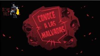 """Bajoterra """"Conoce a Las Malvadas"""" - Movie Times"""