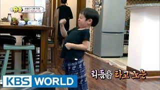 Dancing machine Seoeon in Vietnam! [The Return of Superman / 2017.06.25]