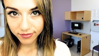 Heart Doctor Role Play *With EKG Test and Chest Shaving *ASMR*