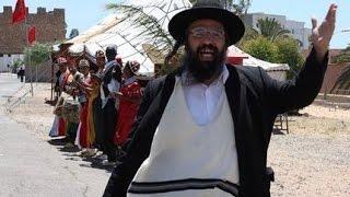 يهود مغاربة في اسرائيل يتشاجران في طوبيس Juifs marocains