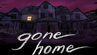 ► Gone Home - The Movie | All Cutscenes (Full Walkthrough HD)