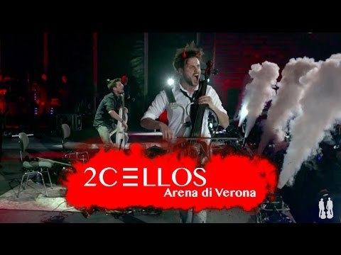 2CELLOS Highway to Hell Live at Arena di Verona