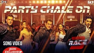 Party Chale On Song Whatsapp Video_Race3_salman_mika_lulia vantur_vicky
