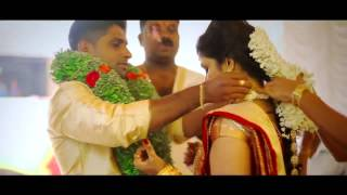 wedding highlight Neethu + Sreejith