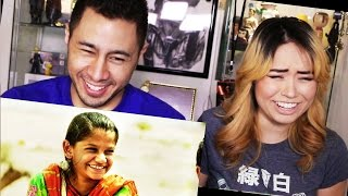 DHANAK trailer reaction review by Jaby & Stephanie Sandmeier!
