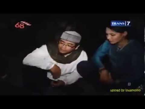Dua Dunia Perlintasan KA Mbah Ruwet Klaten 21 Agustus 2013 (Full Video)