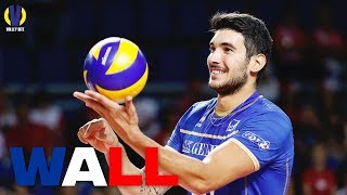 NICHOLAS LE GOFF ● Wall of France Volleyball