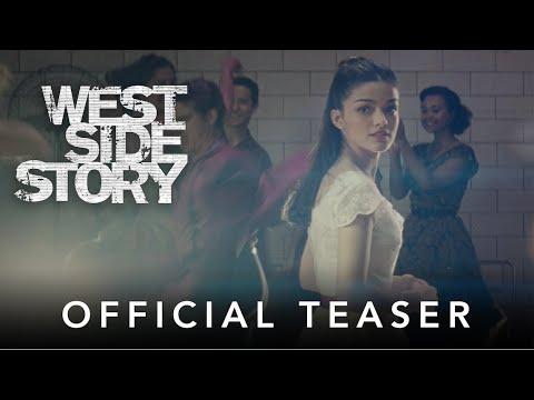Steven Spielberg s West Side Story Official Teaser 20th Century Studios