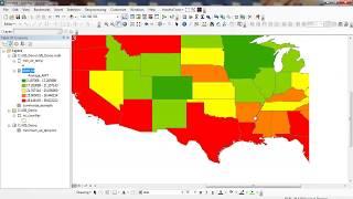 Summarizing and Joining GIS Data