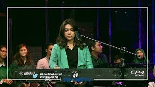 LIVE WITH TRIO LESTARI - Tetap Dalam Jiwa (Isyana ft. Nadin)